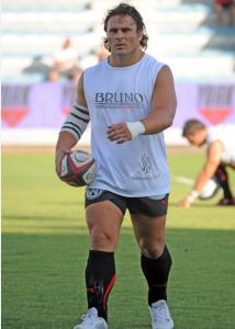 38歳のセバスチャン·ブルノ選手