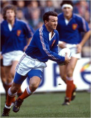 ディディエ・カンベラベロ ラグビー フランス代表 90年時代