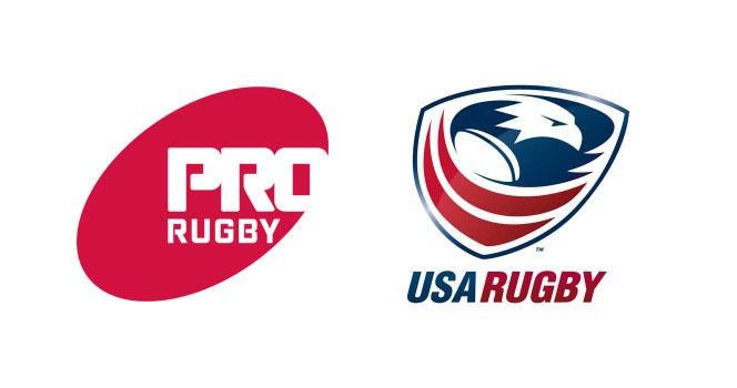 アメリカ:プロラグビーのロゴ