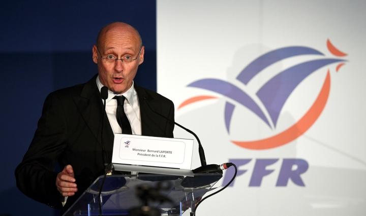 ラポート フランスラグビー協会